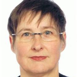 Sekretärin Claudia Trinter